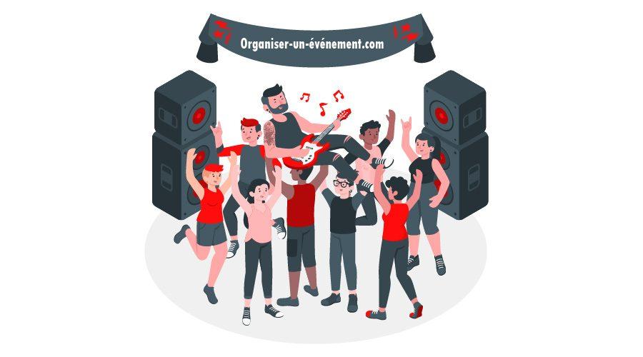 Organiser une soirée dansante ?