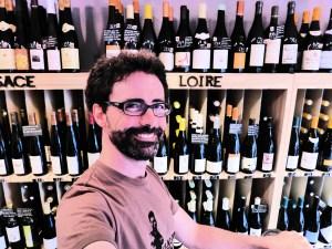 les vins d'Aurelien caviste lille événement
